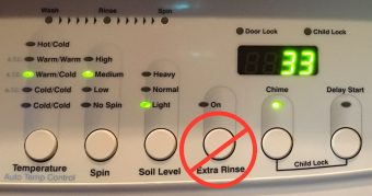 """Extra Rinse? More like """"Extra Waste""""!"""